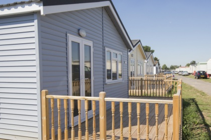 Seaview Chalets New Builds
